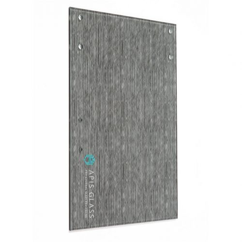 China Tempered Glass Manufacturer of Frosted Safety sliding shower Glass wholesale