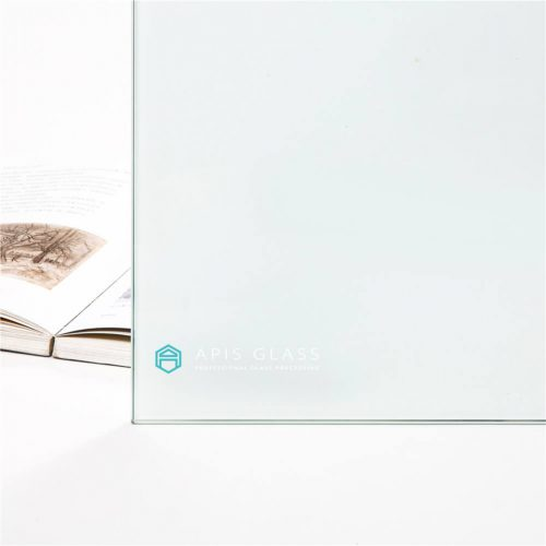 China 6mm Printed Glass Manufacturer of Frosted Privacy Tempered Door Glass Wholesale
